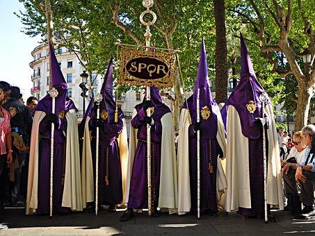 Easter, Seville, Festival, Traditional, Spain
