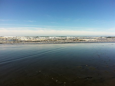 Long Beach Washington, Washington Coast Line