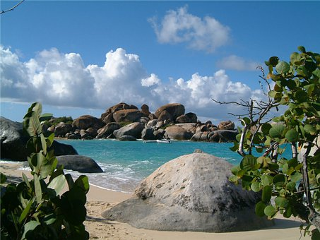 Virgin Islands, Gorda, Sea, Caribbean, Tortola, Water