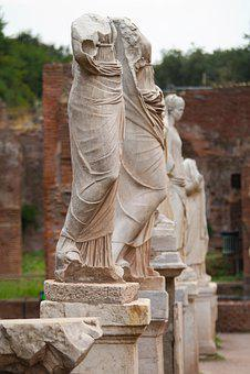 Rome, The Roman Forum, Old, Architecture, Antique