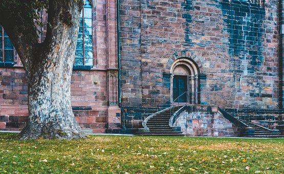 Dom, Building, Church, Historically, Germany