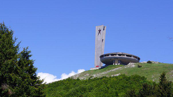Monument, Peak, Bulgaria, Socialism, Communism, Media