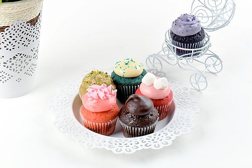 Cupcake, Bakery, Dessert, Sweet, Delicious, Food