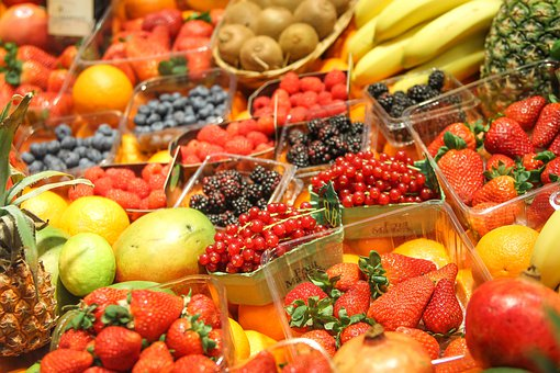 Fruits, Health, Color, Fruit, Vitamins, Food, Fresh