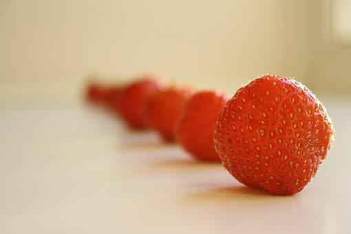 Strawberry, Berry, Food, Strawberries, Berries, Organic