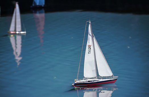 Sailing Boat, Water, Ship, Summer, Nautical