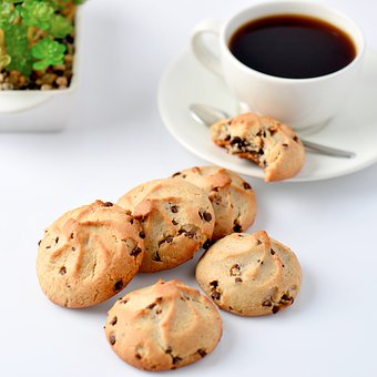Cookies, Truffle, Tasty, Pastry, Delicious, Bake