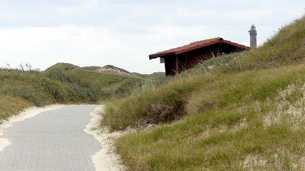 Norderney, Dunes, North Sea Island Of, Landscape