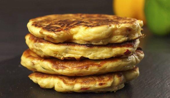 Food, Breakfast, Sweet, Fresh, Tasty, Background