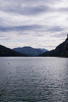 Austria, Mountains, Nature, Sky, Summer, Holidays