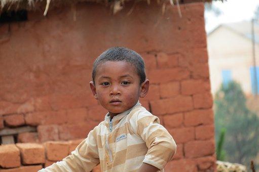 Child, Madagascar, Poverty, Malagasy, Africa, Baby
