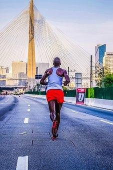 Sport, Race, Racing In The Street, Athlete, São Paulo