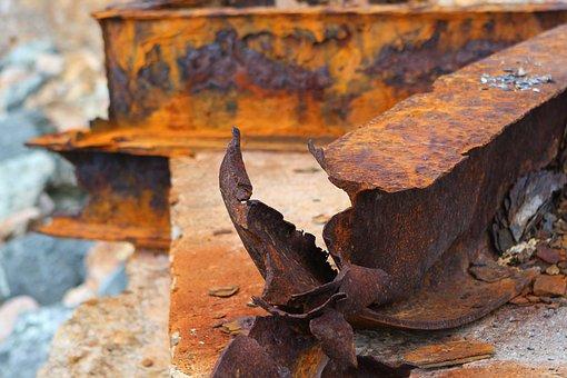 Scrap, Ruin, Decay, Rust, Abandoned, Rusted, Factory