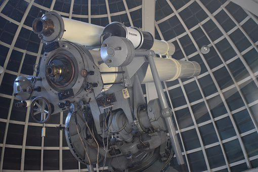 Telescope, Dome, Astronomy, Observatory, Sky, Science