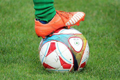 Soccer Shoes, Ball, Football, The Trench, Footballer