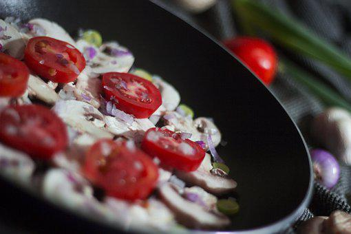 Cook, Tomatoes, Food, Eat, Nutrition, Cooking