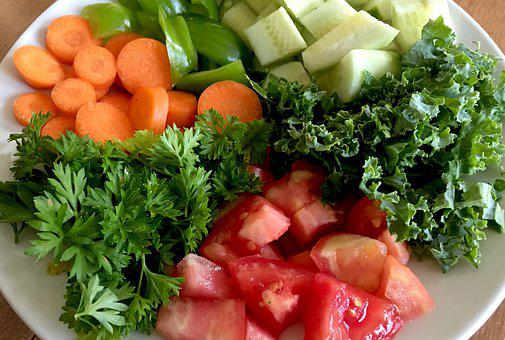 Vegetables, Raw Food, Healthy Food, Vegan Food