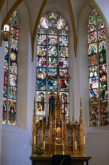 Window, Church Window, Religion, Stained Glass