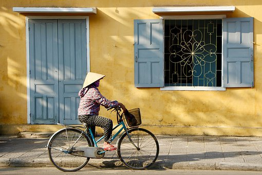 Asia, South-east Asia, Hoi An, Hoian, Bicycle, Bike