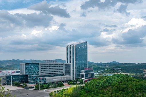 Sky, Building, Stratocumulus, Cloud, Sar, Guiyang