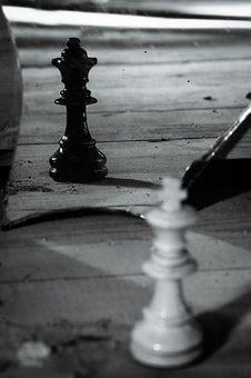 Chess, Figure, Chess Board, Chess Pieces, Game Board