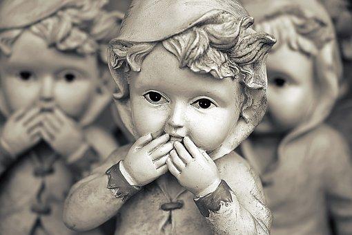 Imp, Figures, Dwarf, Cute, Decoration, Deco, Sweet
