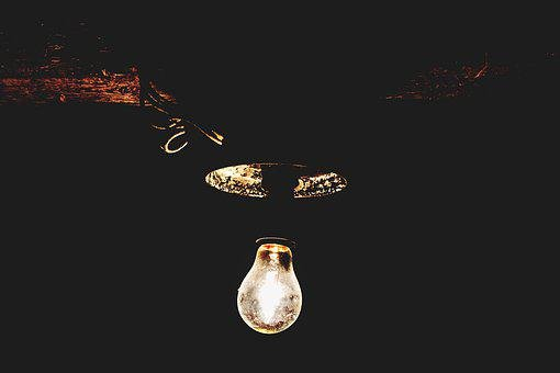 Light, Lamp, Light Bulb, Energy, Lighting, Idea