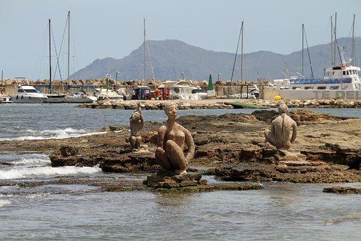 Mallorca, Exhibition, Ports Of Seawood, Bennàssar