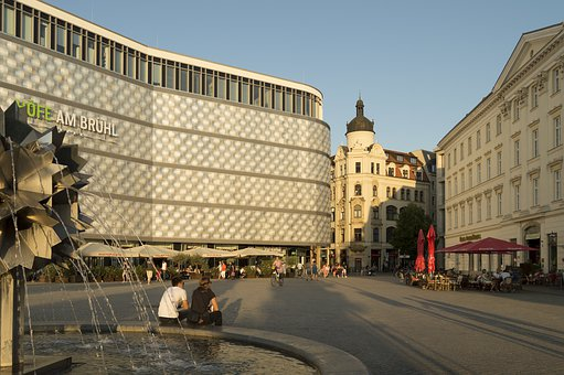 Courtyards At The Brühl, Leipzig, Shopping, Farms