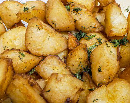 Potatoes, A Potato, Healthy, Fresh, Nutrition, Natural
