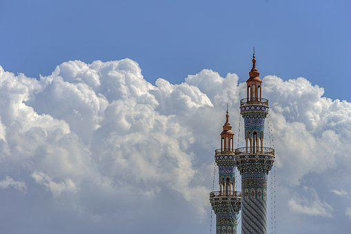 Iran, Qom, Landscape, Wallpapers, Urban, Life, Building