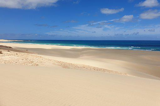 Beach, Dunes, Vacations, Sand, Sea, Nature, Freedom