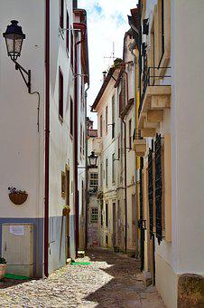 Portugal, Coimbra, Architecture, City, Old