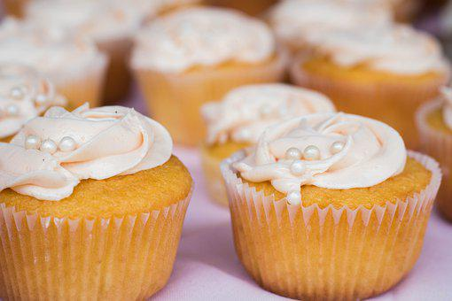 Dessert, Kitchen, Cupcakes, Sweet, Pastry, Gourmet
