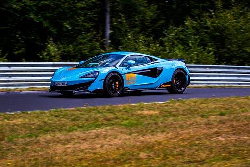 Mclaren, Mclaren 600lt, Racing Car, Motorsport