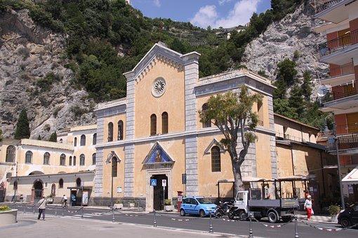 Maiori, Church, Chapel, Religion, Architecture
