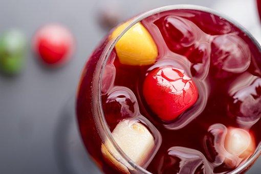 Sangría, Wine, Alcohol