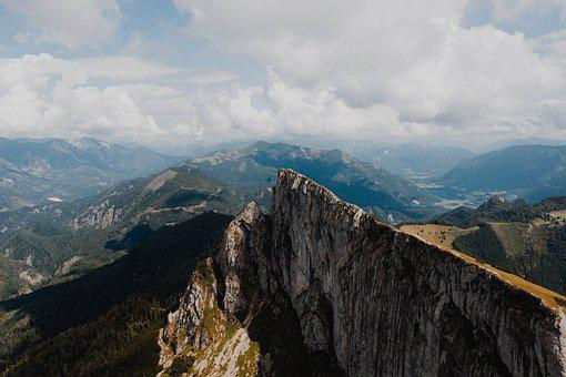 Berg, Austria, Hill, Nature, Mountains, Landscape, Sky
