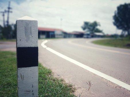 Road, Transportation, Travel, Curve, Highway, Street