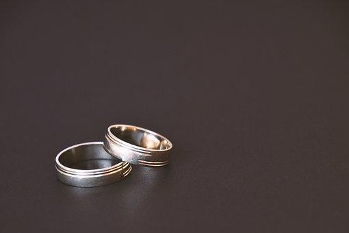 Love, Marriage, Wedding Ring, Contact, Wedding