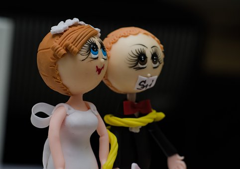 Weeding, Marriage, Couple, Two, Love, Celebration