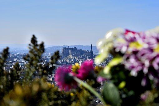Edinburgh, Scotland, Architecture, City, Historically