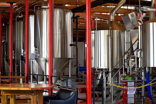 Brewery, Beer, Distillery, Vats, Container, Alcohol