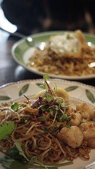 Thai Food, Thai Pot, Noodles, If, Food, Cooking