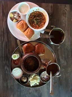 Indian Food, Cuisine, Traditional, Vegetarian