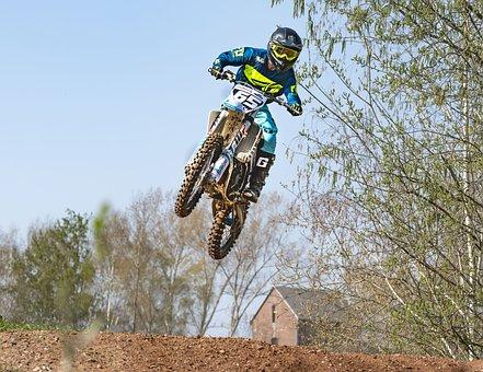 Motocross, Bike, Motorcycle, Motorbike, Sport, Extreme