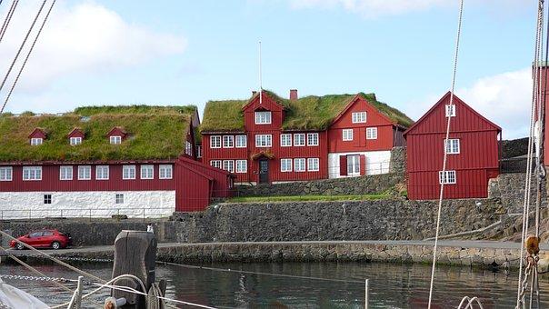 Tórshavn Thorshavn, Faro Islands, Faroe Islands