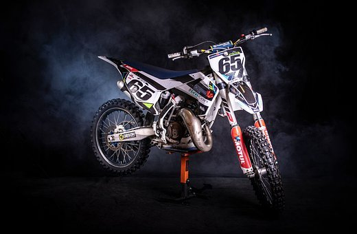 Motocross, Bike, Motorcycle, Motorbike, Action, Speed