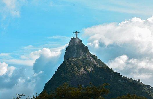 Riodejaneiro, Brasil, Nature, Mountain, Tourism, Summer
