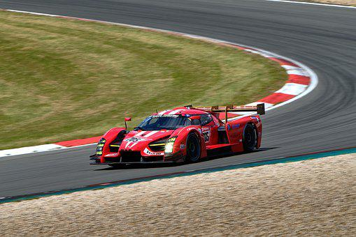 Car Racing, Motorsport, Racing Car